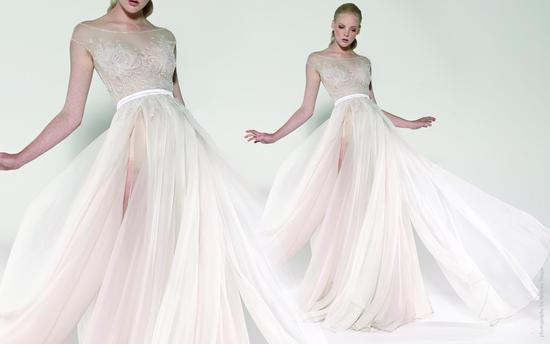photo of Daring wedding gowns by Paulo Sebastian 1