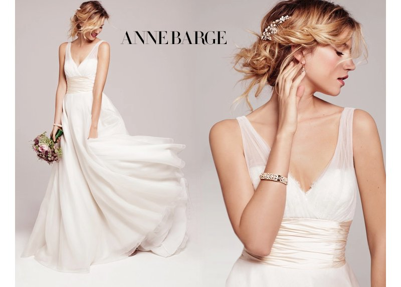 Anne Barge Bridal from Nordstrom Wedding Suite