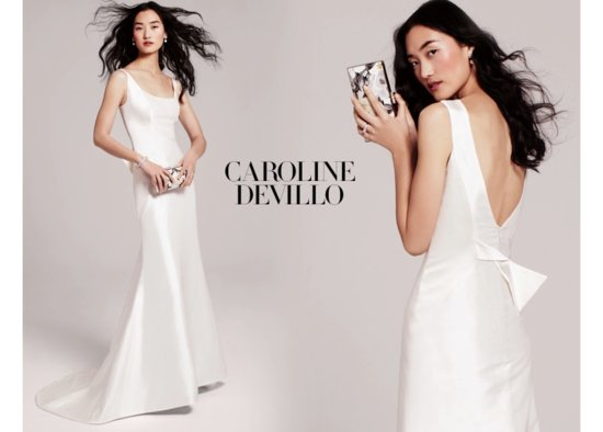 Caroline Devillo Bridal from Nordstrom Wedding Suite