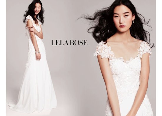 Lela Rose Bridal from Nordstrom Wedding Suite