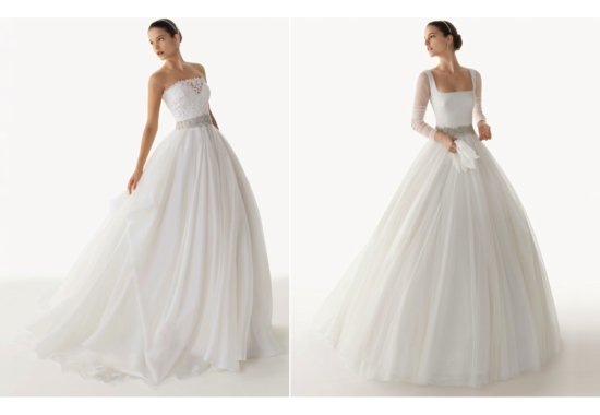 Nordstrom Wedding Suite Bridal Designers 2013 Two by Rosa Clara