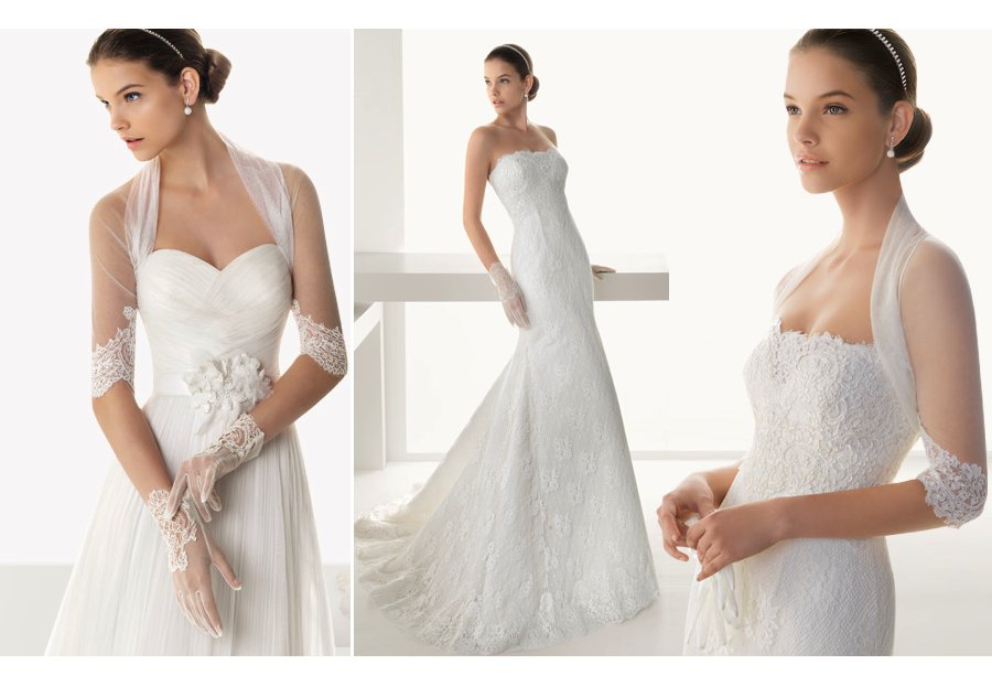 Nordstrom Wedding Suite Bridal Designers 2013 Two by Rosa Clara 2