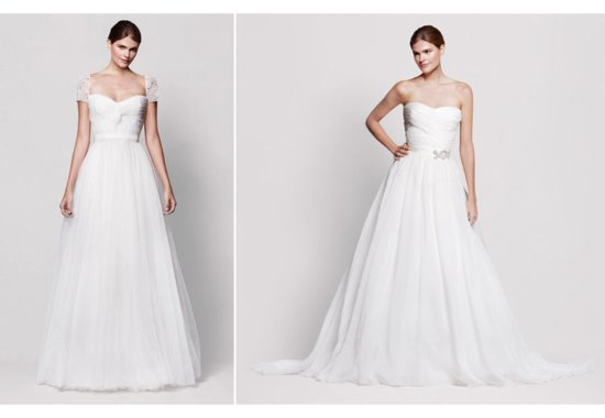 Nordstrom Wedding Suite Bridal Designers 2013 Roses by Reem Acra 2