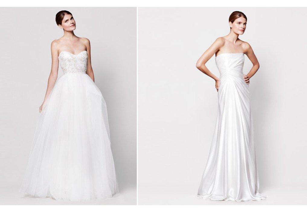 Nordstrom Wedding Suite Bridal Designers 2013 Roses by Reem Acra 2
