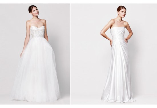 Nordstrom Wedding Suite Bridal Designers 2013 Roses by Reem Acra 3
