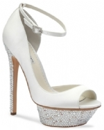 Ivory Benjamin Adams Uma Bridal Shoes