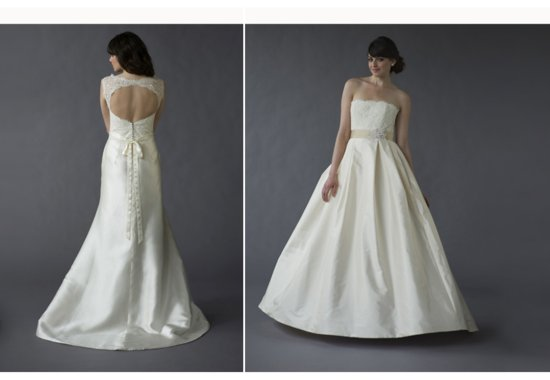 Nordstrom Wedding Suite Bridal Designers 2013 Caroline DeVillo