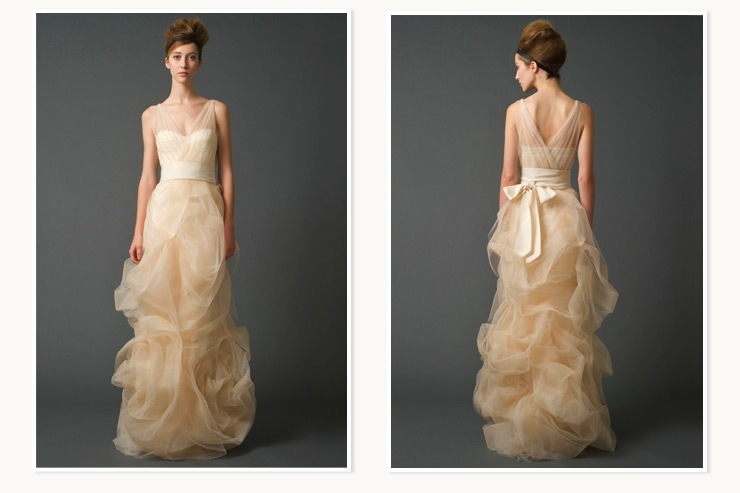 Creamy-peach-vera-wang-bridal-gown-for-nordstrom-wedding-suite.full