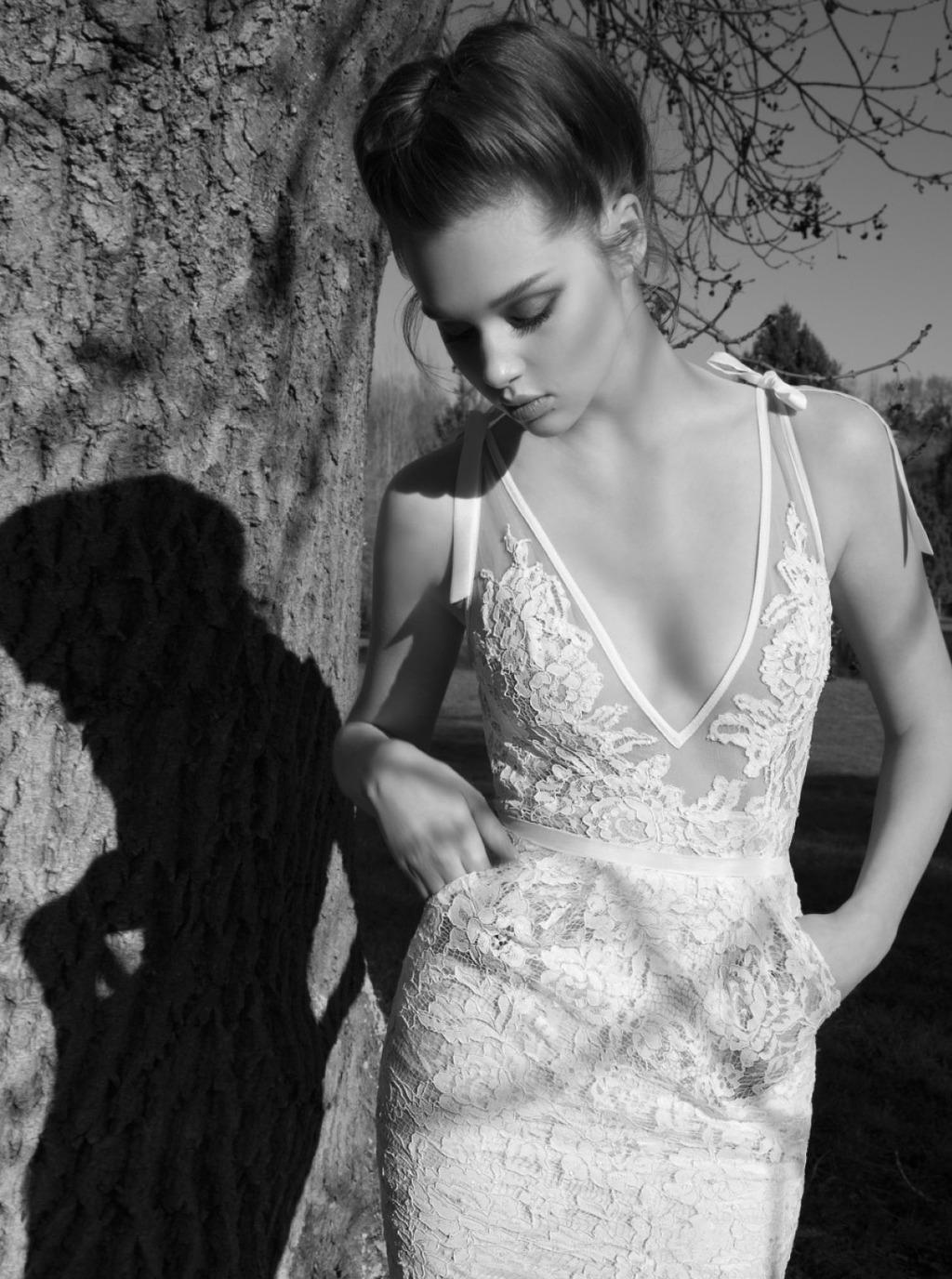 Deep-v-wedding-dress-with-illusion-neckline.full