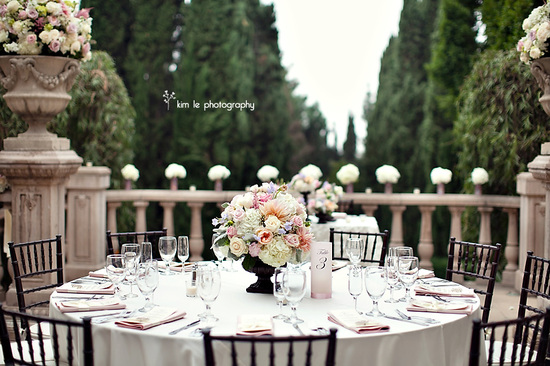 elegant sophistication wedding trends 2011