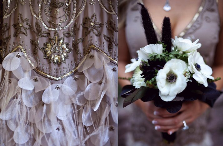 2011 wedding trends looking back 2012 elegant sophistication