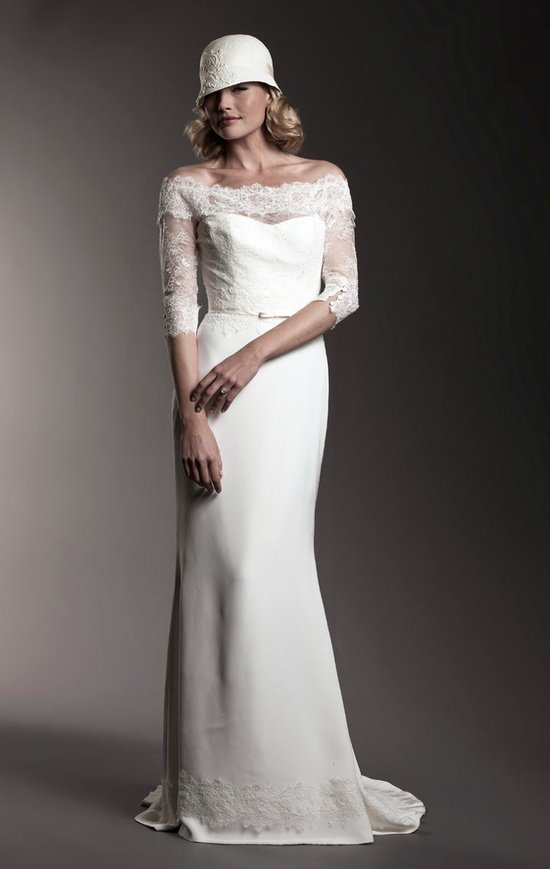amy kuschel 2012 wedding dress bridal gowns 5