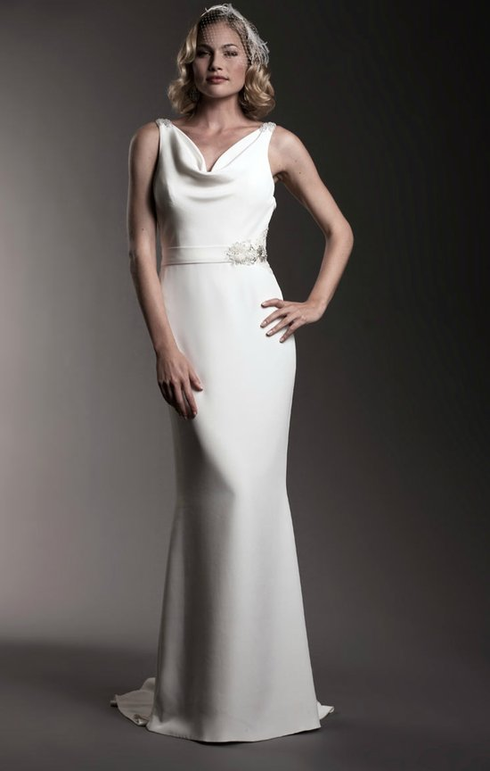 amy kuschel 2012 wedding dress bridal gowns 4