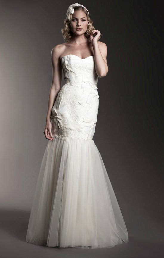 amy kuschel 2012 wedding dress bridal gowns 1