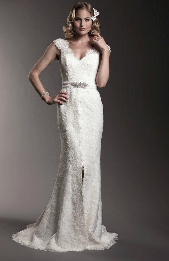 amy kuschel 2012 wedding dress bridal gowns 6