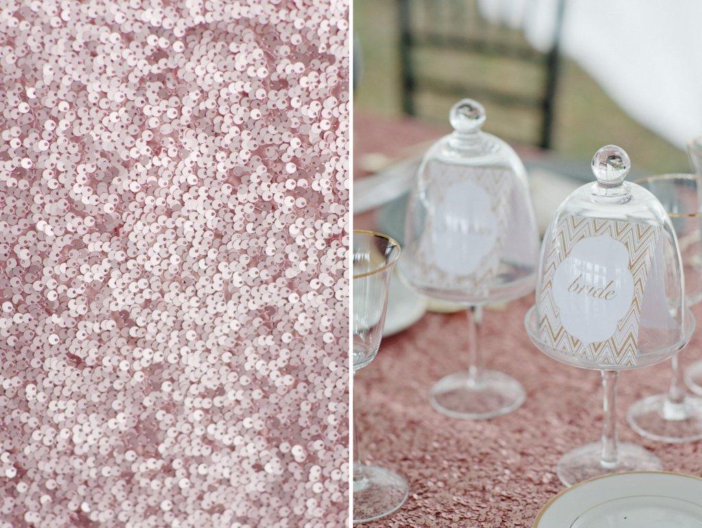 Pastel-pink-sparkle-wedding-reception-details.full