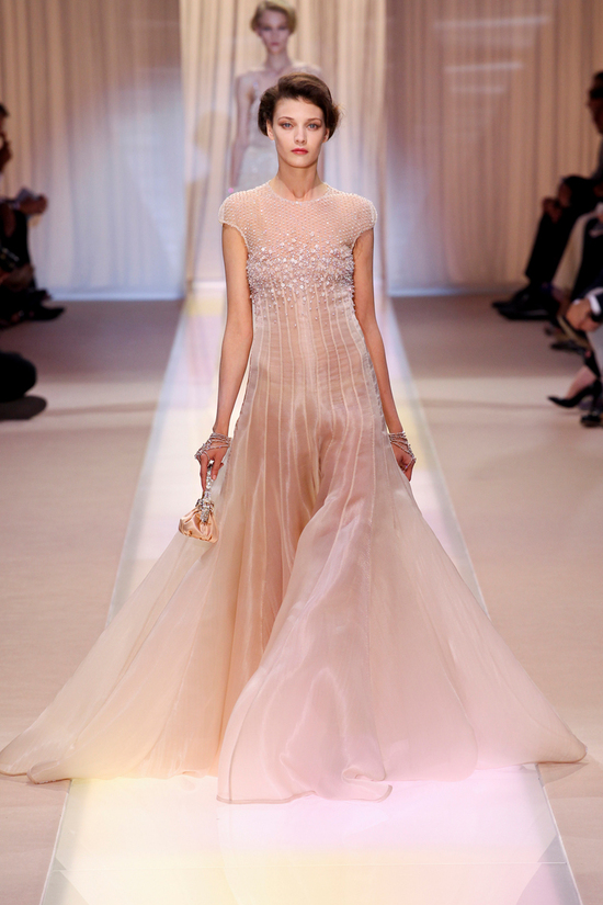 Wedding Dress Inspiration Armani Prive Fall 2013 Couture5