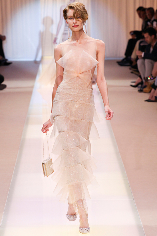 Wedding Dress Inspiration Armani Prive Fall 2013 Couture3
