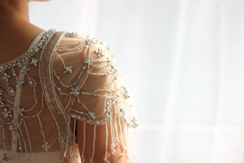 Sheer-beaded-wedding-dress-top-with-flutter-sleeves.full