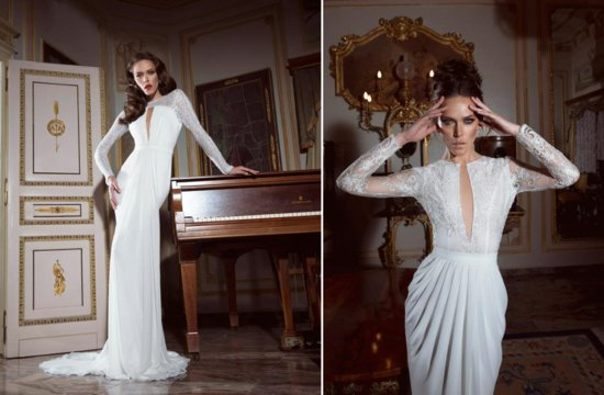 Yaki Ravid wedding dress 2013 bridal 6