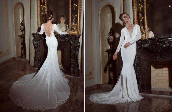 photo of Delightfully Daring Wedding Dresses from Yaki Ravid Bridal