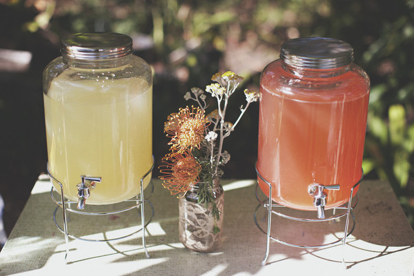 6 Quart Mason Jar Drink Dispenser