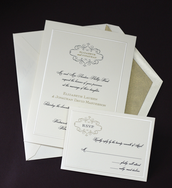 Pearl Border Stationary