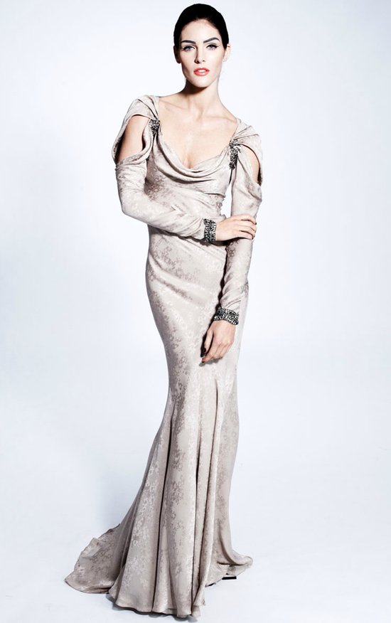 zac posen wedding dress inspiration pre fall 2012 2