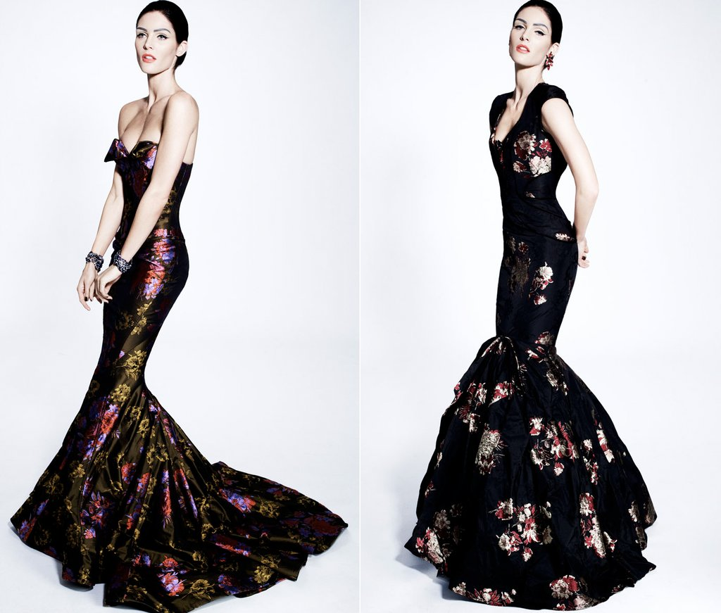 Zac-posen-wedding-dress-bridesmaid-inspiration-japanese-wedding-theme.full