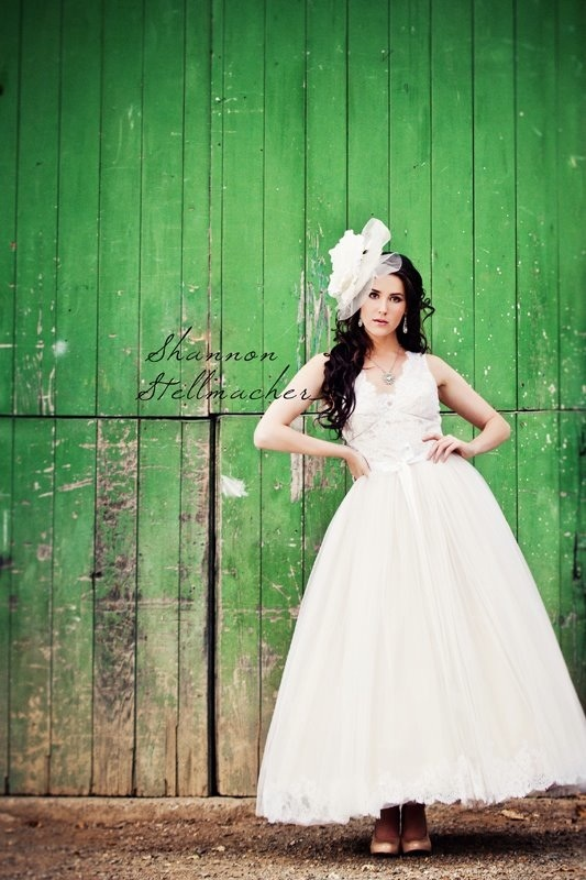 photo of The Vineyard Bridal Look