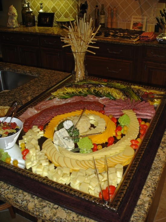 Antipasto Mirror
