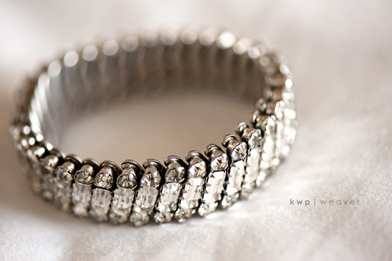 vintage wedding style wedding photography bracelet 2