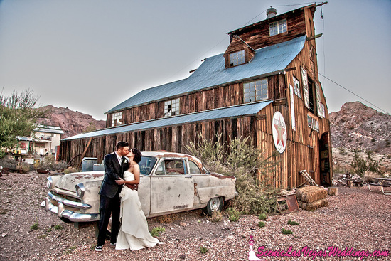 Vintage Las Vegas Weddings