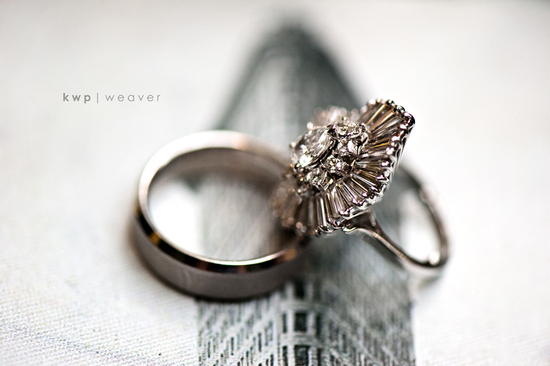 vintage wedding photography orlando photographers engagement ring wedding band
