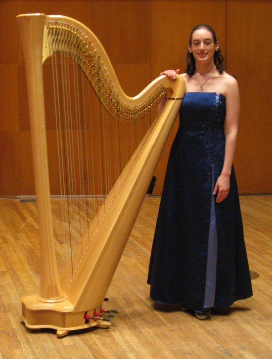 photo of Silver Wings Music - Harpist and Flutist