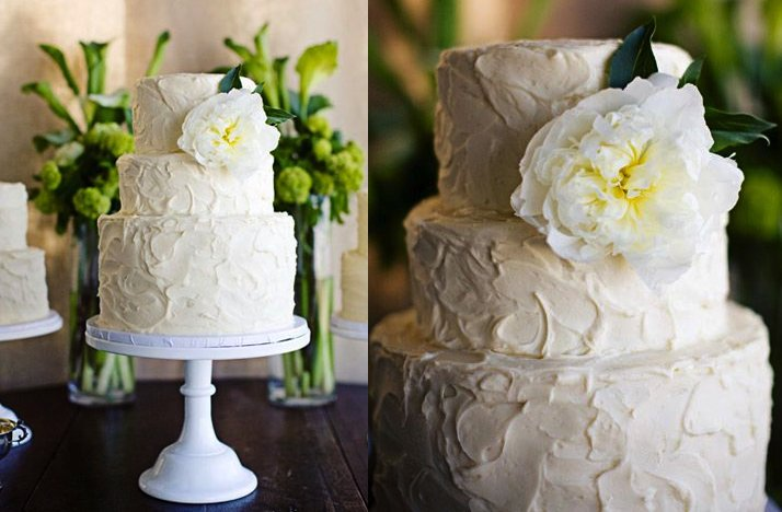 Garden-wedding-cake-white-green-yellow.full