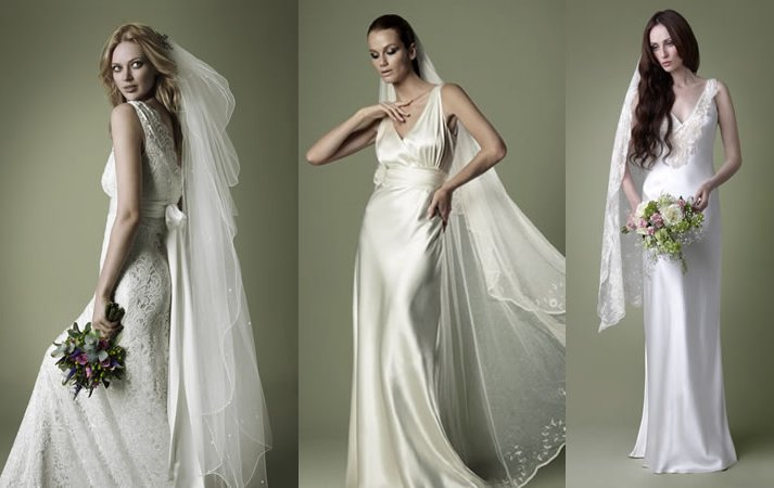 Vintage Wedding Dresses Throughout The Decades Bridal Gown