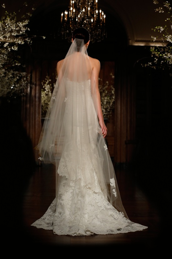 Romona Keveza wedding dress Legends bridal spring 2014 L506
