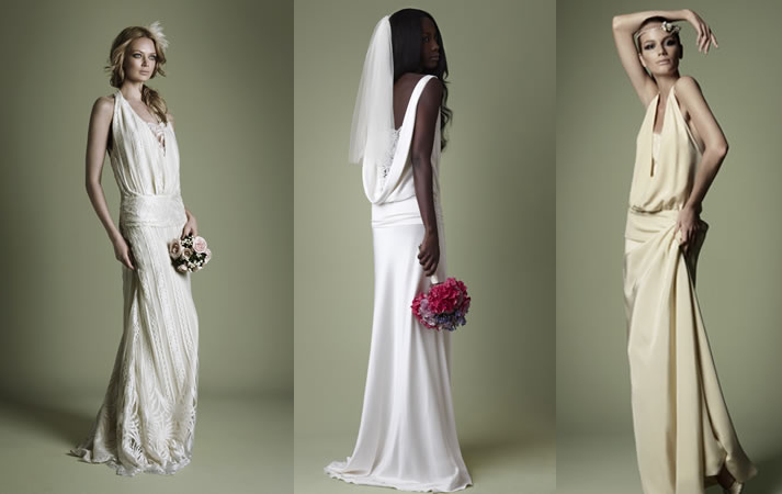 Blast From The Past: The 1920s Bride Makes A Comeback