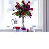 Purple-red-wedding-flower-centerpieces-silver-vase.square