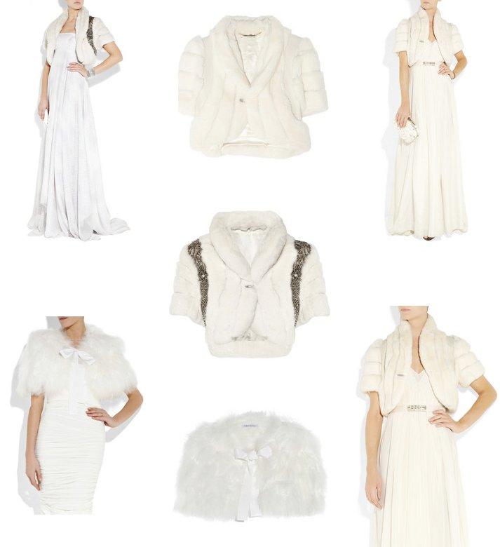 Winter-wedding-style-wedding-dress-fur-bridal-bolero.full