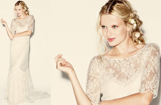 delphine manifet 2012 wedding dresses boho bridal gown 11 lace