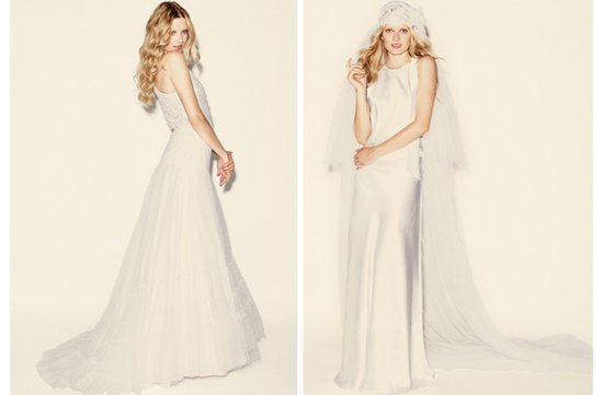 delphine manifet 2012 wedding dresses boho bridal gown 1