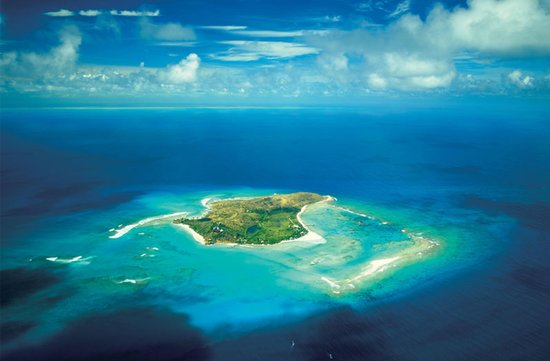 top honeymoon destinations necker island