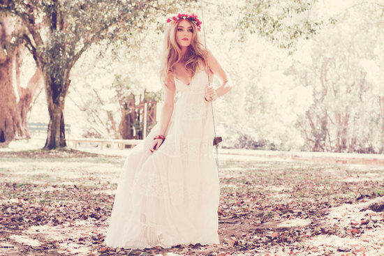 photo of Grace Loves Lace Bohemian Wedding Dresses