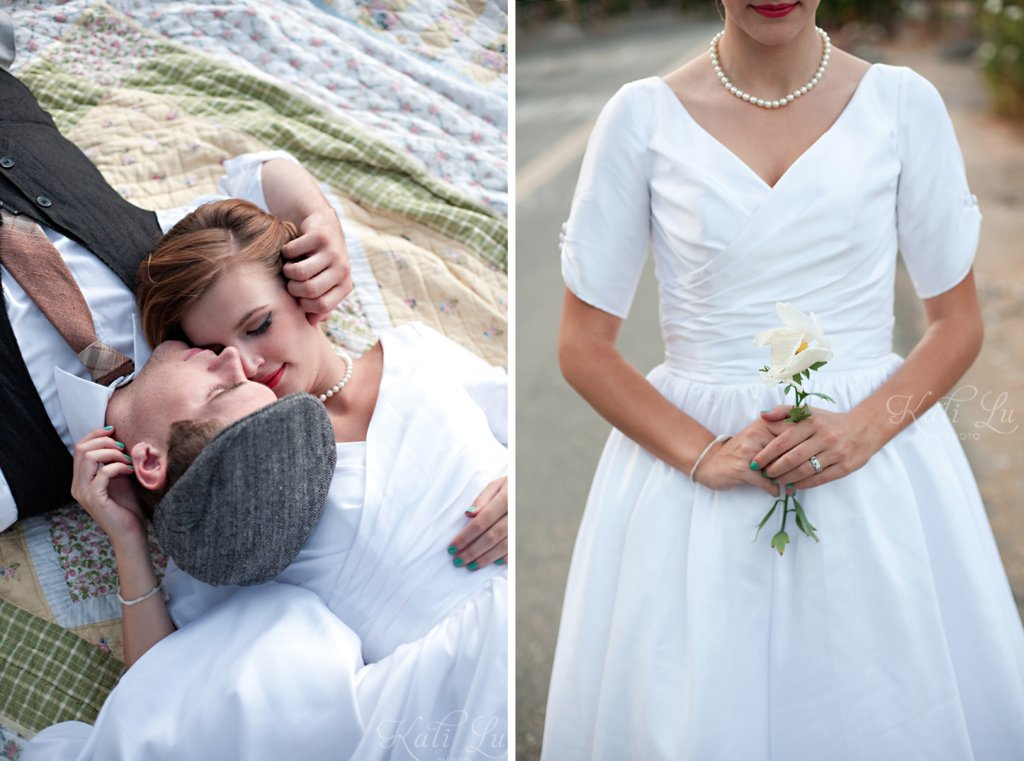 The Notebook Themed Wedding Inspiration