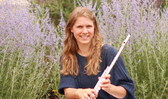 photo of Christen Stephens, Flute, Cello, Duos, Trios, Quartets