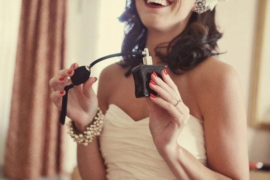 photo of Vintage Glam Wedding Style