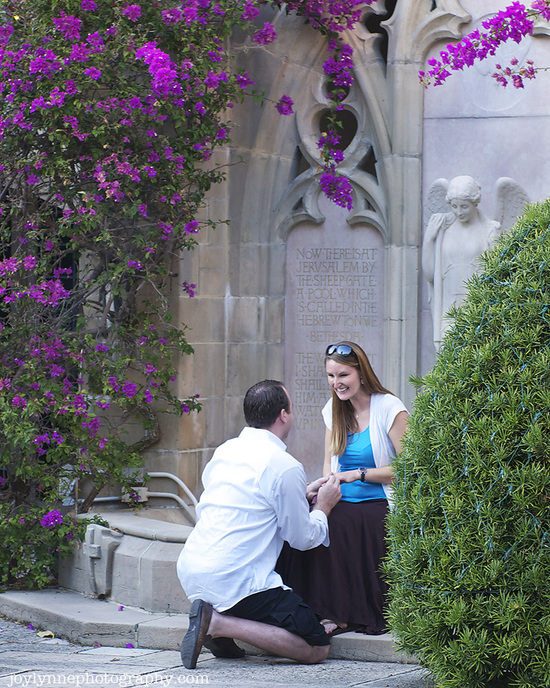 photo of real life marriage proposals wedding planning advice