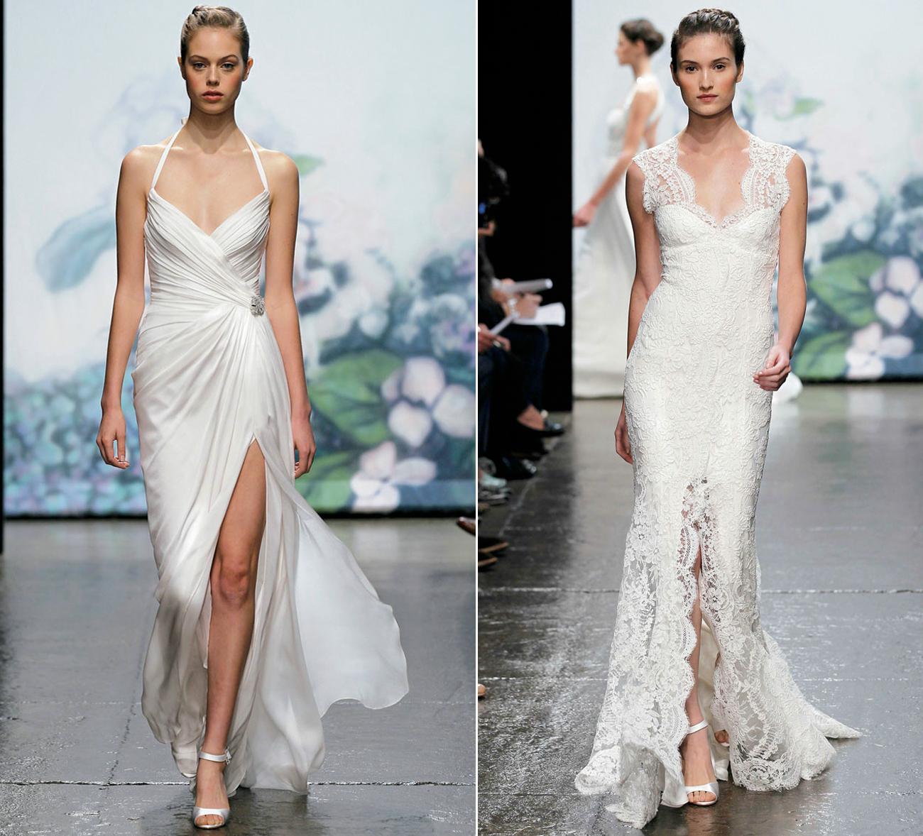 2012 wedding dress trends monique lhuillier bridal gowns for Buy monique lhuillier wedding dress
